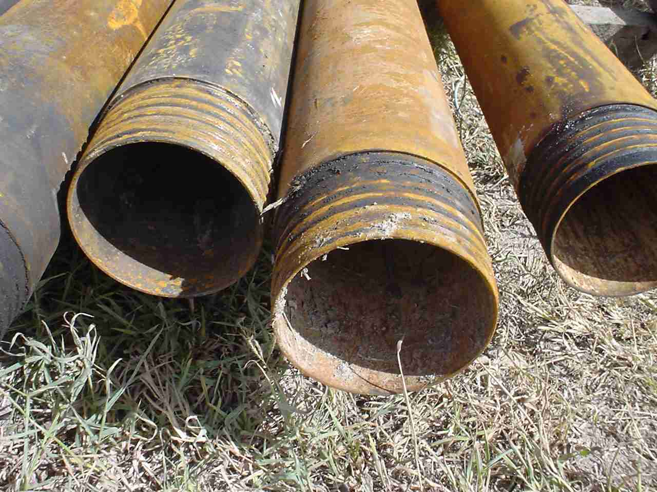 Casing Joints Casing Used As Drill Rod In This Particular